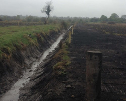 Land Drainage, Ballymahon, Co.Longford